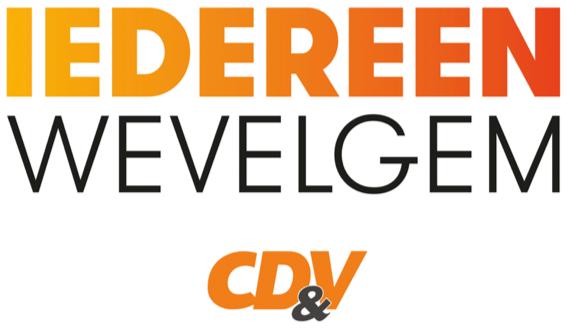 Logo CD&V Wevelgem