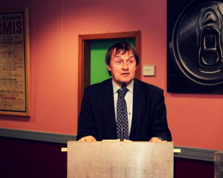 Pierre Vander Stichele - Voorzitter Culturele Raad