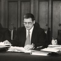 Gilbert Seynaeve - de eerste fusieburgemeester