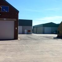 site Framaver - Gullegem : kmo-zone voor 9 units