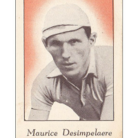 Maurice wint in 1947!