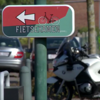 Duidelijke wegwijzers in Wevelgem - Gullegem - Moorsele