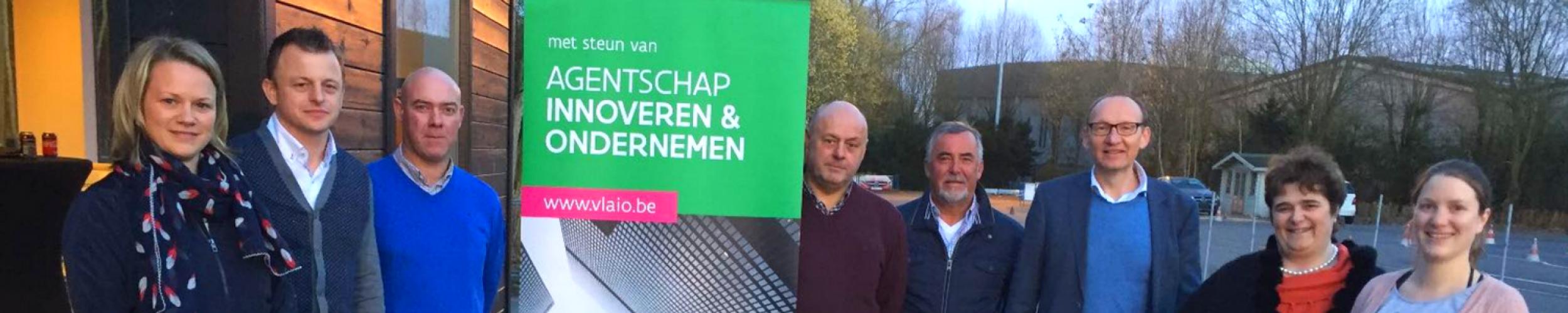 GUMO, de nieuwe vereniging van bedrijven op Gullegem-Moorsele.