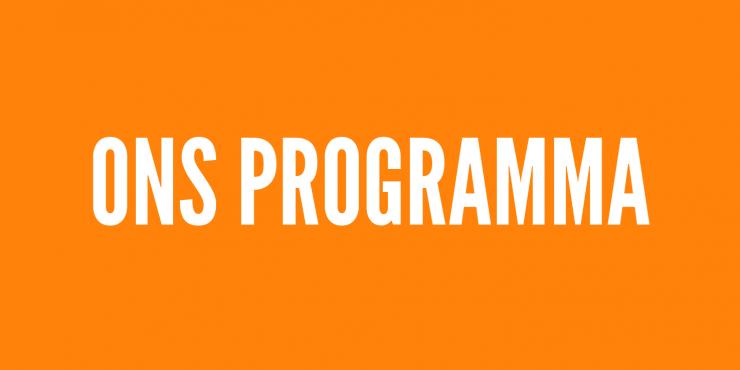Ons verkiezingsprogramma bestaat uit 11 engagementen